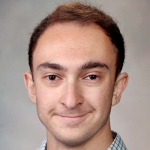 Photo of Stanford student and Stanford Bio-X Undergraduate Summer Research Program Participant Tomas Bencomo.