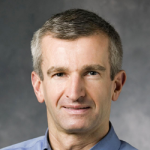 Headshot photo of Dr. Axel Brunger Professor of Molecular and Cellular Physiology, of Neurology, and of Photon Science at Stanford University