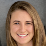 Photo of Stanford student and Stanford Bio-X Undergraduate Summer Research Program Participant Madeline Dailey.