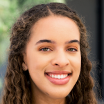 Photo of Stanford student and Stanford Bio-X Undergraduate Summer Research Program Participant Alanna Dorsey.