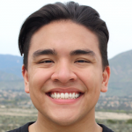 Photo of Stanford student and Stanford Bio-X Undergraduate Summer Research Program Participant Dante Dullas.