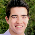 Photo of Stanford student and Stanford Bio-X Undergraduate Summer Research Program Participant Nicholas Gessner.