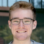 Photo of Stanford student and Stanford Bio-X Undergraduate Summer Research Program Participant Jacob Greene.