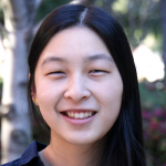 Photo of Stanford student and Stanford Bio-X Undergraduate Summer Research Program Participant Cynthia Hao.