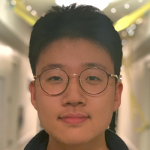 Photo of Stanford student and Stanford Bio-X Undergraduate Summer Research Program Participant Kevin Jung.