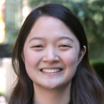 Photo of Stanford student and Stanford Bio-X Undergraduate Summer Research Program Participant Tracy Lang.