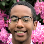 Photo of Stanford student and Stanford Bio-X Undergraduate Summer Research Program Participant Mohammed Osman.
