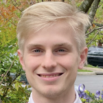 Photo of Stanford student and Stanford Bio-X Undergraduate Summer Research Program Participant James Reed.