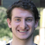 Photo of Stanford student and Stanford Bio-X Undergraduate Summer Research Program Participant Ethan Schonfeld.