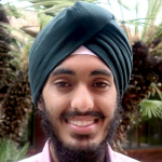 Photo of Stanford student and Stanford Bio-X Undergraduate Summer Research Program Participant Amol Singh.