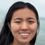 Photo of Stanford student and Stanford Bio-X Undergraduate Summer Research Program Participant Eunice Yang.